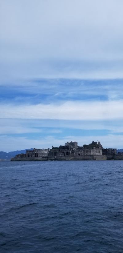ふらっと阪急交通社の長崎4日間ツアーへ行ってきました 3日目出島と軍艦島クルーズ