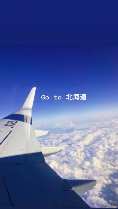 北海道4泊5日レンタカーで周遊 1日目