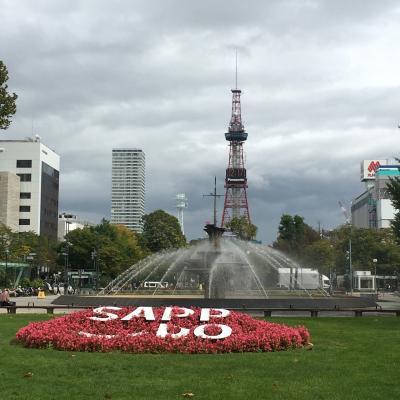北海道4泊5日 2日目 札幌と小樽観光