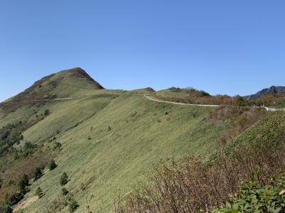 1年ぶりの県外ドライブ 四国最高峰の石鎚山を越えて高知へ 紅葉には早すぎた