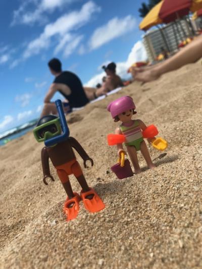 家族旅行【初】海外 ! Hawaii(1)