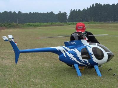 那須RCスケールJETヘリコプターの集い 2020