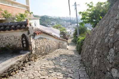 那覇観光① 首里城、王陵、壺屋やむちん通り、金城町石畳道
