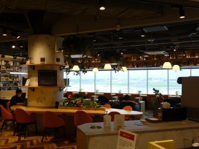 完成形が見えてきた福岡空港国内線ターミナルであそぶ&音のない国際線ターミナル