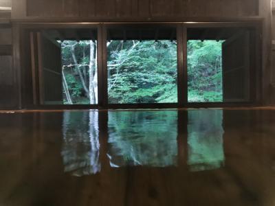 念願の黒川温泉 旅館山みず木 温泉と花で癒されてきました。