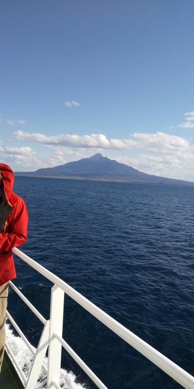 「あぁ、遠くへ行きたい!」1日目50年ぶりに稚内、離島利尻・礼文島を訪れた (2020年10月7日~9日)