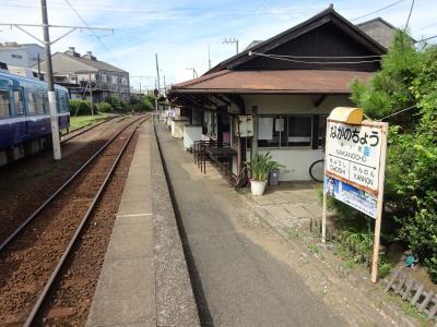 目指せ全駅・銚子電鉄に乗ってきた【その1】まずは仲ノ町駅と構内の車庫を再訪する