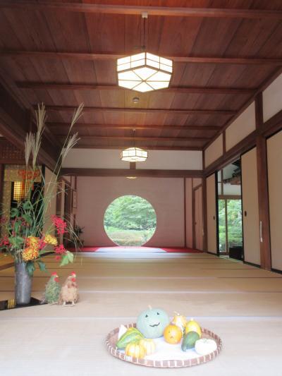 北鎌倉でフレンチのランチと明月院