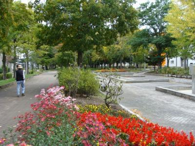 20 北海道・秋闌ける 観光スポットが無いことはない北見の街をぶらぶら歩き旅ー3