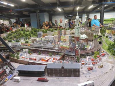 【ハンブルク】世界最大級!!ミニチュアワンダーランドとハーフェンシティ
