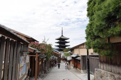 京都2泊3日王道の旅2日目