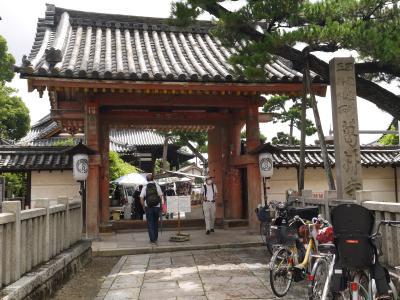 恐る恐るの大阪 3日目は千手観音の葛井寺へ