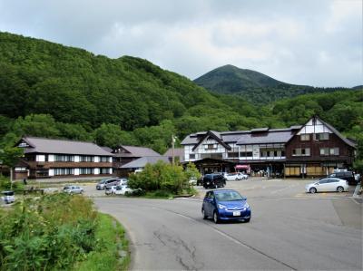 青森の旅⑦   立ち寄り湯では物足りなかったので「酸ヶ湯温泉旅館」に泊まってみました