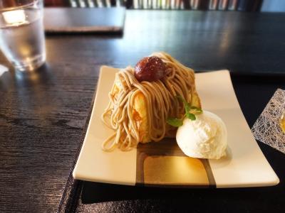 石川県 金沢市◆ 和カフェ『豆月』『菓ふぇMURAKAMI』 『茶房やなぎ庵』2020/10/11・14・21