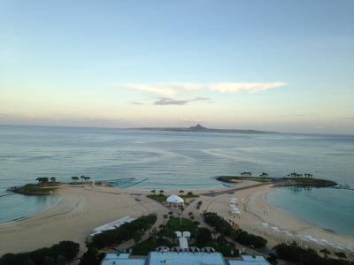 2015年リゾート三昧の沖縄