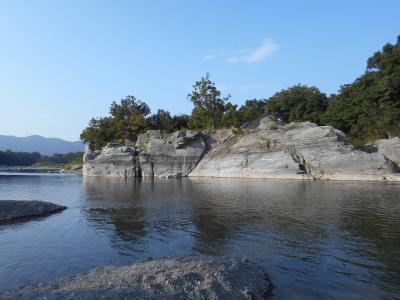 埼玉でのんびり過ごした休日 長瀞岩畳・宝登山