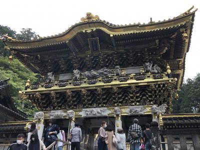東京から日帰りが可能な世界遺産「日光東照宮」を見学