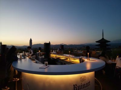 K36 The Bar&Rooftop ザ・ホテル青龍 京都清水