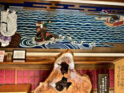 コロナと猛暑の日々:ちょっと息抜きに北関東&尾瀬沼へ:3 <湯西川へ>