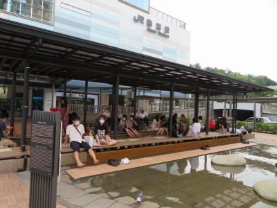 ザ・ひらまつ熱海(1)横須賀線東海道線2階建てグリーン車で熱海へ