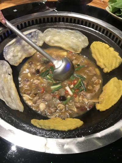 美味しい中国東北地方鍋