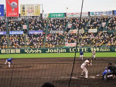 コロナ時代の野球観戦。一般人でも甲子園のネット裏で観戦できました(2020年9月)