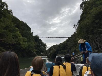 雨の鬼怒川1泊旅行