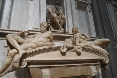 フィレンツェ芸術巡り②メディチ家礼拝堂