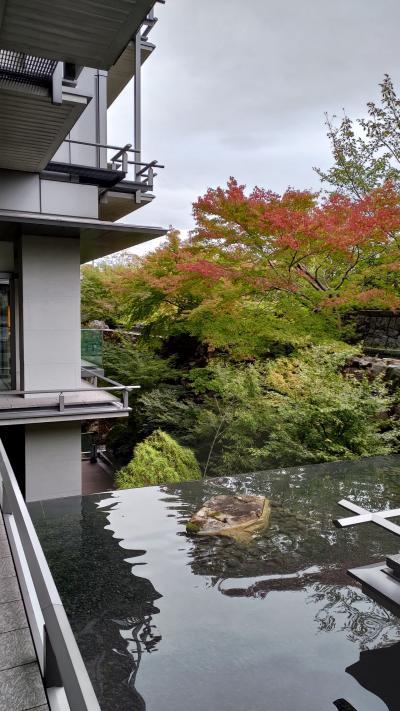 リッツカールトン京都に初宿泊