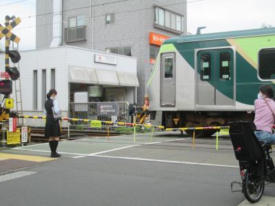 下丸子(東京都大田区)散歩 & 昼食は「長寿」のミックス天丼 2020