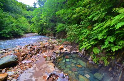 東北縦断温泉を巡る6泊7日の旅 二日目夏油温泉