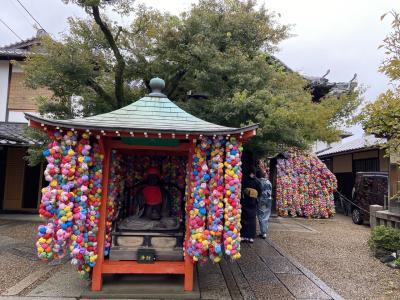 紅葉前のズラシ旅!今こそ外国人が居ない静かな京都へ行こう♪♪清水寺から夜の祇園お散歩。。。