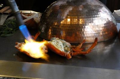 GoTo会員制リゾート7連泊 エクシブ鳥羽別邸 日本料理 華暦の夕食
