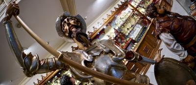 美食の街:バスク地方を巡るBARで「ほろ酔いグルメツアー」(マドリードから初トレド(2)/31年ぶりのスペイン)