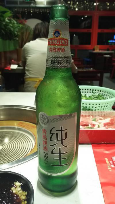 アジア周遊8日間の旅 最後の夜は上海・川沙で地味~にひとり火鍋