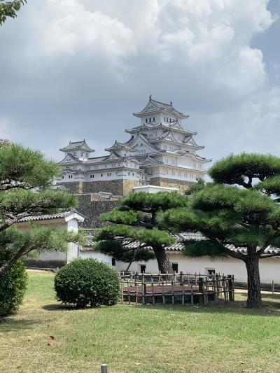 夫婦の夏休み!広島・兵庫・奈良に行ってきましたぁ~!2日目は美しい姫路城・好古園・書写山圓教寺を見学