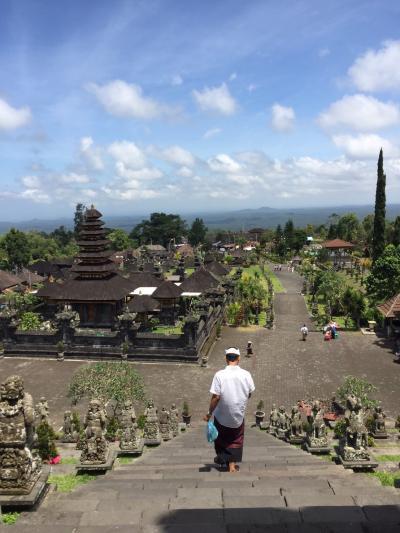 ブサキ寺院とティルタ・ウィンプル寺院・ゴアガジャへ行ってきました。