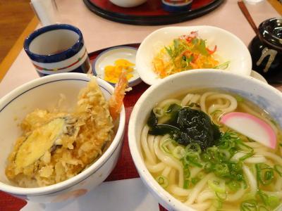 日田市「ドライブイン古城」でランチを頂き 驚きの一押し!!