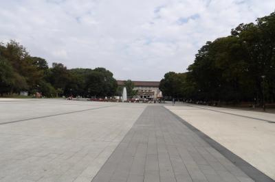 上野公園-2020年秋