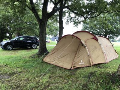 2020秋 スノーピークHeadquartersでキャンプ