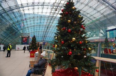 ちょっと寄り道、ラストにマインツのマルクト☆フランクフルトから羽田へ クリスマス市巡りの旅14