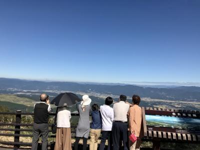 家族(一族)旅行 2020年10月 (長男12歳、次男9歳)IN 宮崎・えびの高原・生駒高原・3日目