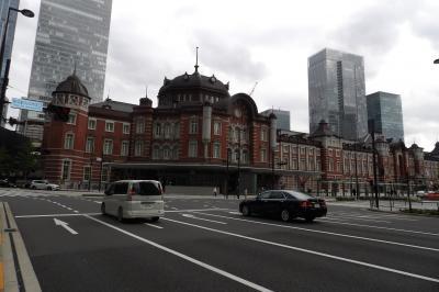 JR東京駅-2020年秋