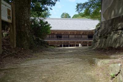 書写山と姫路城 その1 書写山