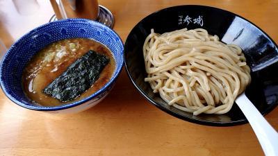 諏訪で一番美味しい つけめん屋さんの【参城】へ行ってきました。