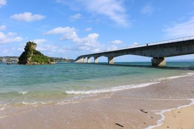 今帰仁_Nakijin ハートロック!白浜が美しい恋島と、沖縄の歴史上重要なグスク