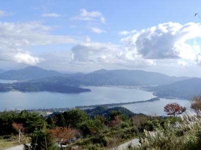 台風の翌日 後編【天の橋立】 成相山の展望台から眺める天橋立がNO1だと感じた瞬間