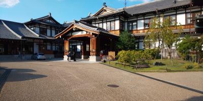2020年10月 奈良旅行 1日目  奈良ホテル泊