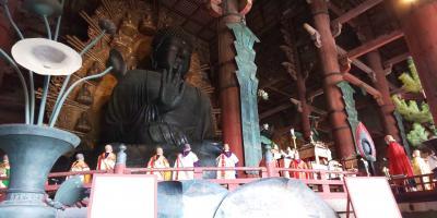 2020年10月 奈良旅行 2日目