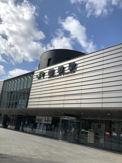 新幹線で東京→函館→札幌旅行!①